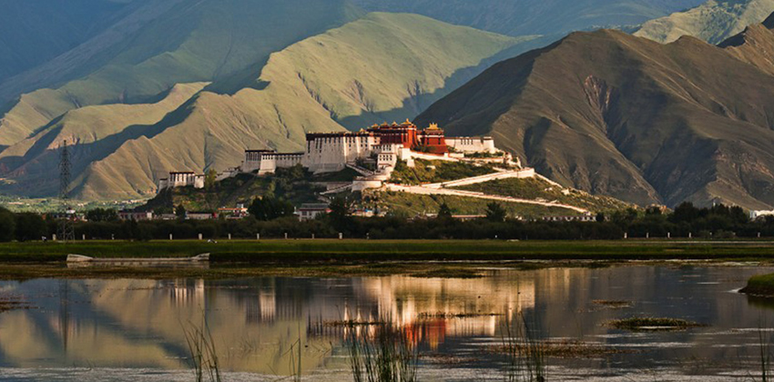Lhasa Center Tibet Tour Fly in- Fly out