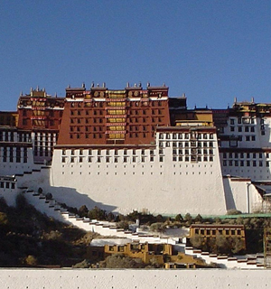 Lhasa to Kathmandu and Everest Base Camp Tour