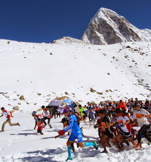 Everest Marathon 18 Days