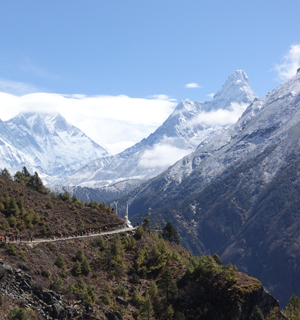 9 Days Everest Panorama Trekking