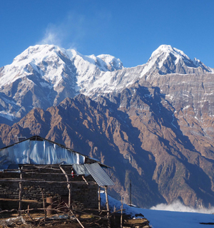 Mardi Himal Home Stay Trek