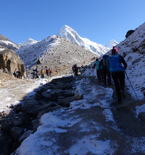 The Great Himalaya Trail Trekking